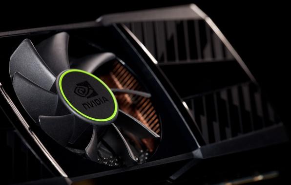 Picture nVidia, GeForce, Video card, GTX 590