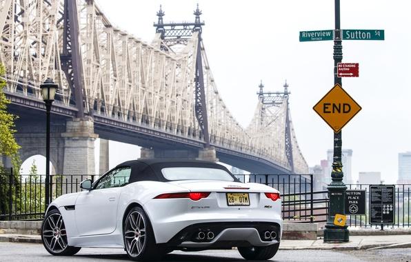 Picture Jaguar, Jaguar, US-spec, AWD, 2015, F-Type R