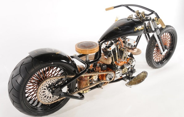 Picture design, style, background, tuning, power, motorcycle, form, airbrushing, bike, wheel