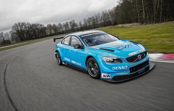 Picture Volvo, Volvo, S60, WTCC, Polestar