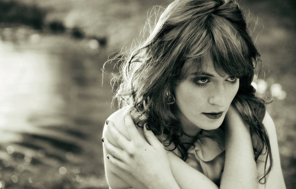 Picture Hair, Singer, Florence and the Machine, Florence Welch