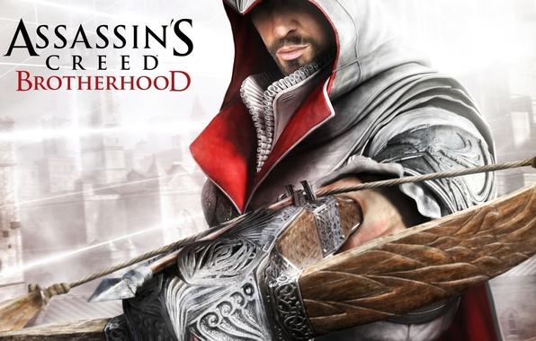 Picture assassins creed, games, brotherhood, bratsvo
