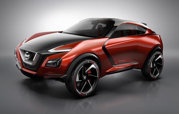 Picture Concept, the concept, Nissan, Nissan, 2015, Grpz
