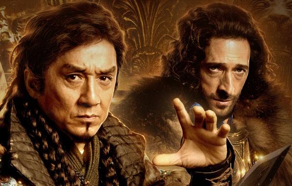 Picture Jackie Chan, Jackie Chan, Adrien Brody, Adrian Brody, Dragon sword, Tian jiang xiong shi