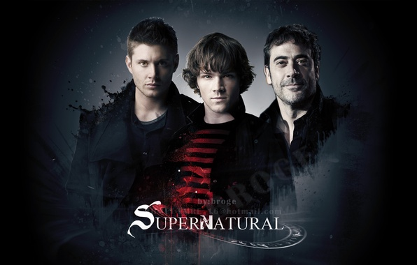 Picture actor, the series, brothers, Dean, Supernatural, Jensen Ackles, supernatural, Dean Winchester, Sam, Jared Padalecki, Sam …