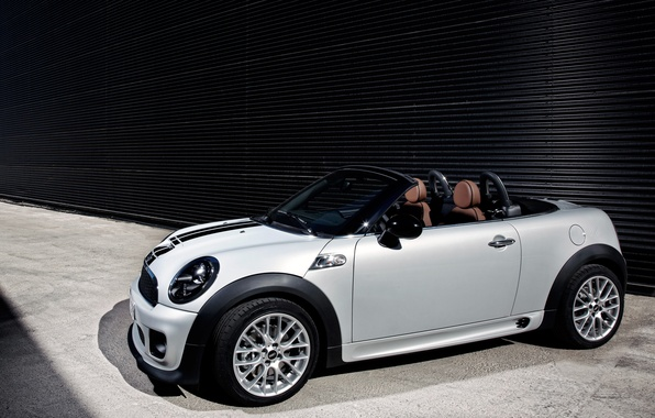 Picture Auto, Lights, Mini Cooper, Drives, MINI, Mini Cooper