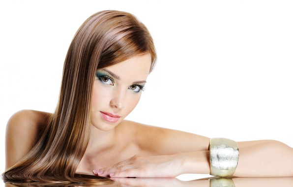 Picture model, hair, make-up, jewelry