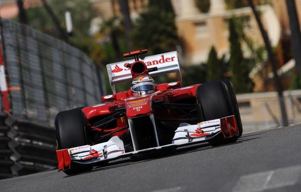 Picture 2011, Fernando Alonso, Monaco, Fernando Alonso, monaco, Ferrari 150 Italy, Ferrari 150 italia