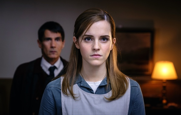 Picture Eclipse, Emma Watson, Emma Watson, Regression, Fear always finds its victim