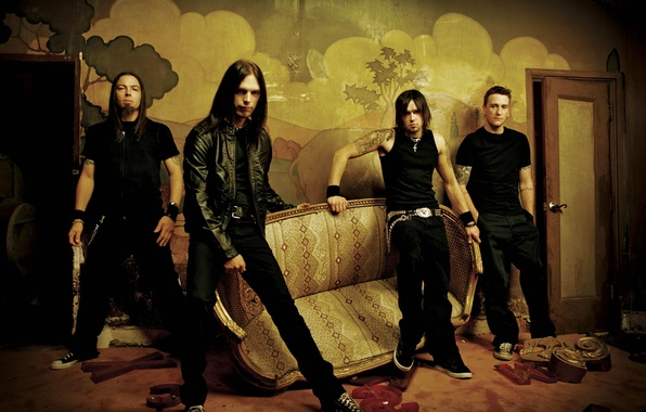 Picture group, Bullet, metalcore, valentine, for