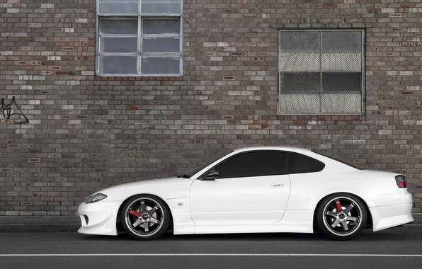 Picture nissan, tuning, silvia, s15