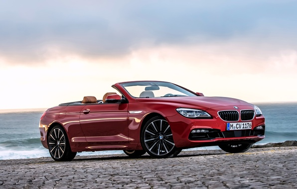 Picture BMW, BMW, convertible, Cabrio, F12, 650i, 2015