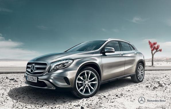 Picture Mercedes-Benz, Mercedes, 2013, X156, GLA-Class