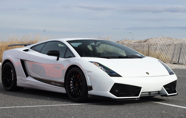 Picture Lamborghini, supercar, Superleggera, Gallardo