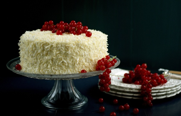 Picture food, cake, cake, cake, dessert, food, sweet, dessert, red currant, red currant