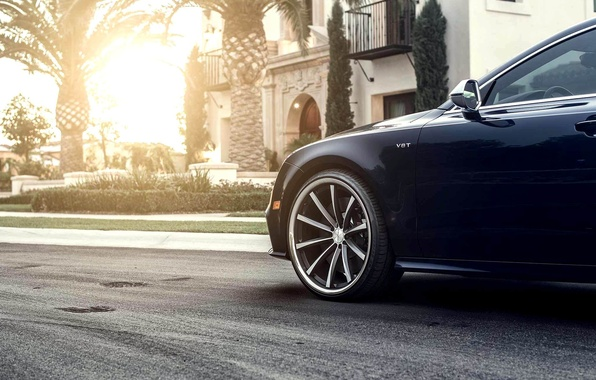 Picture Audi, The sun, Audi, Tuning, Wheel, Beautiful, Car, Car, Beautiful, Sun, Wallpapers, Tuning, Wallpaper, The …
