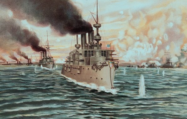Picture sea, war, Navy