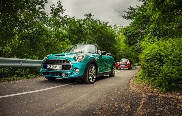 Picture Mini, Cooper, mini, convertible, Cooper, Cabrio, F57