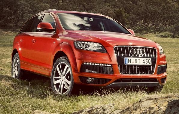 Picture Audi, Audi, quattro, Ку7, 3.0T