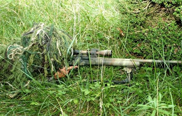 Picture Rifle, Remington 700, Police Sniper