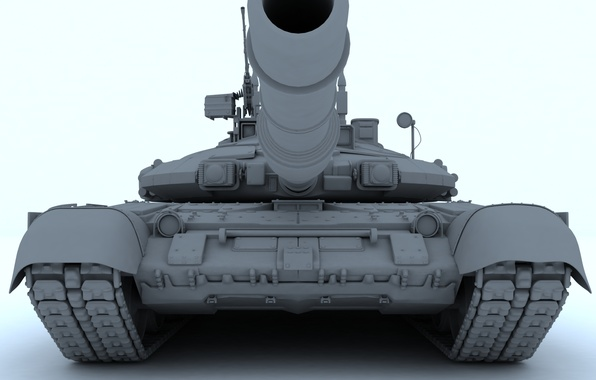 Picture tank, T90, tank