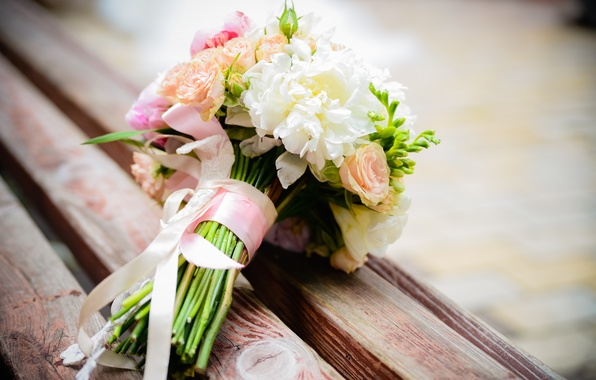 Picture flowers, roses, bouquet, flowers, peonies, bouquet, roses, peonies
