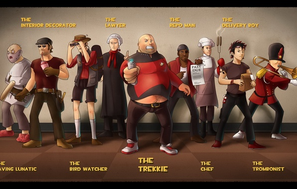 Picture TF2, Valve, Team Fortress 2