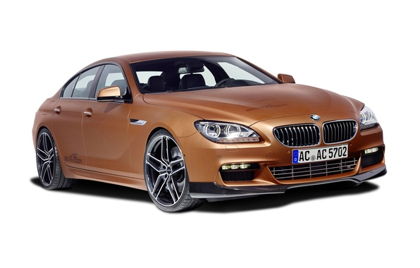 Picture background, BMW, BMW, Gran Coupe, AC Schnitzer, F06, 2015, 6-Series
