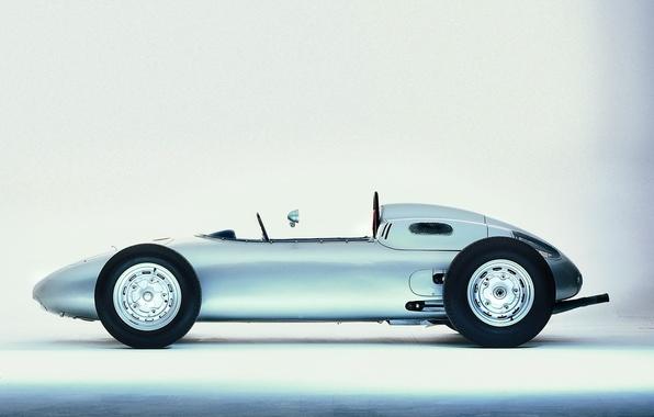 Picture Porsche, 1960, Формула2