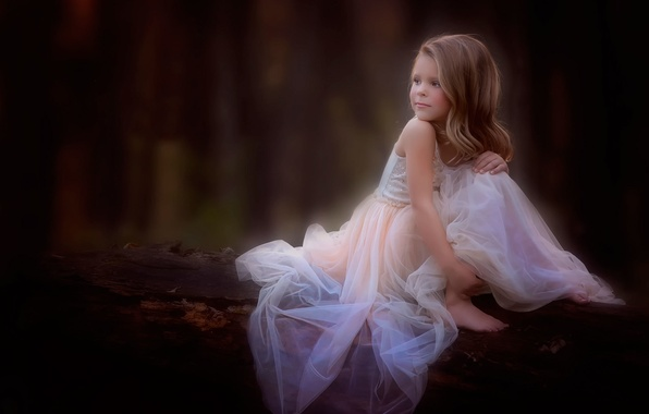 Picture dress, girl, the beauty, danielle balance