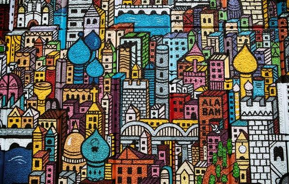 Picture urban, LONDON, Street Art City, GRAFFITI, STREET ART