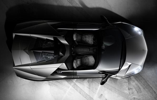 Picture Lamborghini, Reventon, supercar