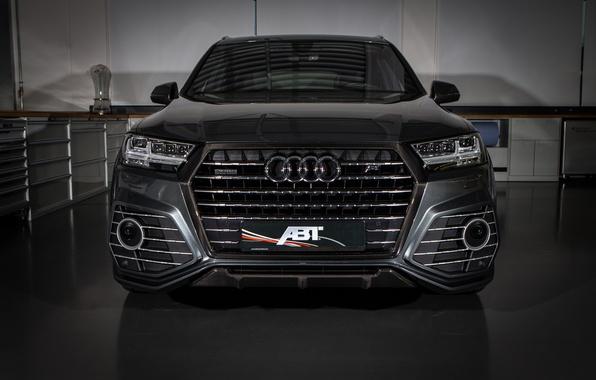 Picture face, Audi, Audi, black, Black, ABBOT