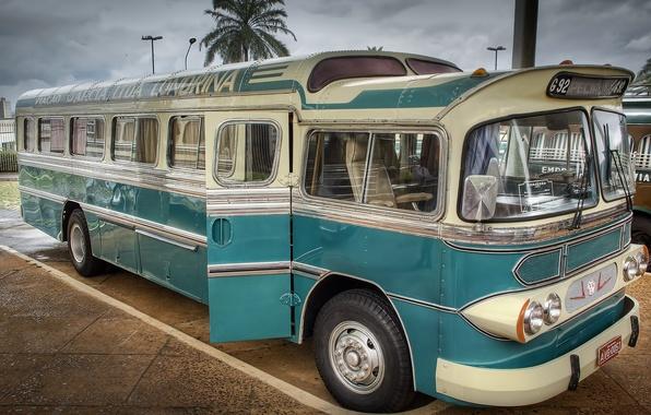 Picture bus, classic, GMC, 1951, ODC-210