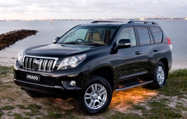 Picture Japan, Australia, Toyota, Land, Toyota, Cruiser, Cruiser, Lend, Kruzak, AU-Spec, The Australian version, TLC Prado, …