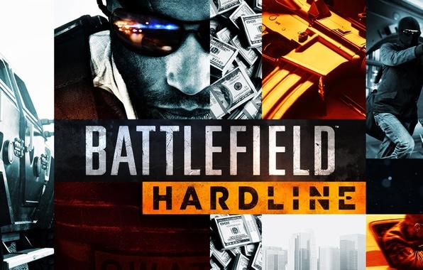 Picture Electronic Arts, Visceral Games, fps, Battlefield: Hardline