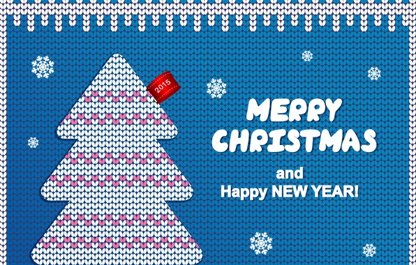 Picture Happy New Year, Merry Christmas, 2015