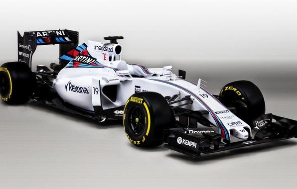 Picture formula 1, Williams, 2015, FW37