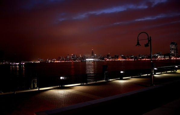 Picture Lights, Promenade, Lantern