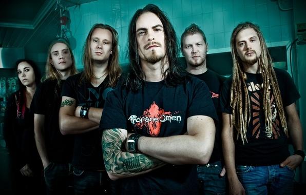 Picture Melodic Death Metal, Migrain, Mygrain, Finnish Metal
