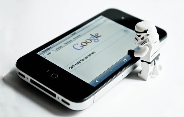 Picture Star Wars, Star wars, Lego, Iphone, Dark side for dummies, Clone, Dark Side For Dummies