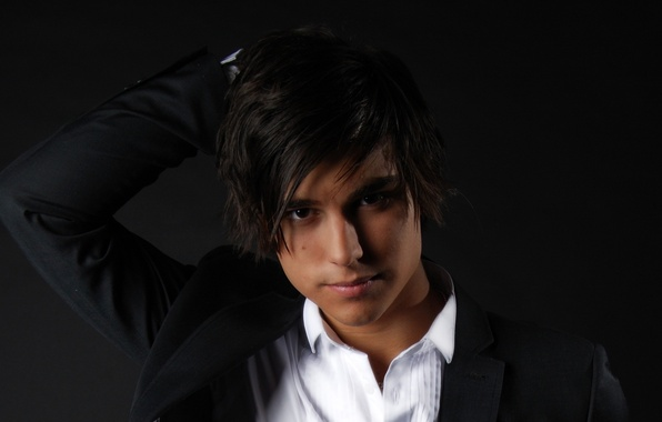 Picture singer, Eric Saade, the contractor, eric saade