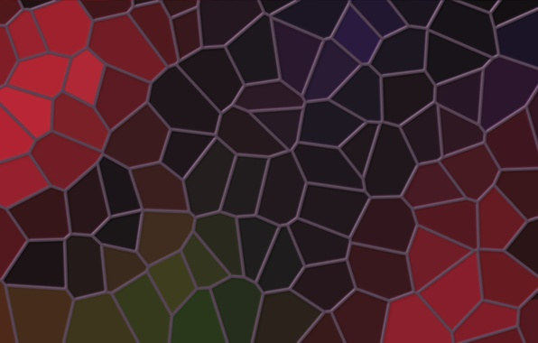 Picture line, mosaic, abstraction, background, Wallpaper, color, texture, Stained glass