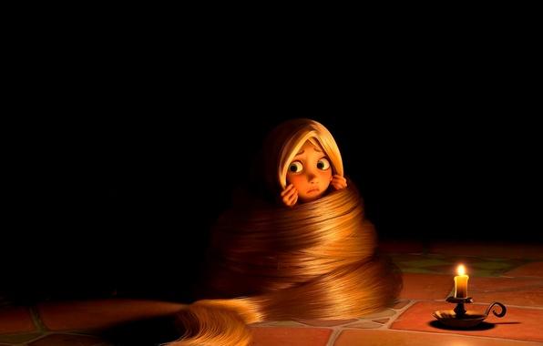 Wallpaper Dream Rapunzel Lanterns Rapunzel A Tangled Tale Images For Desktop Section Filmy Download