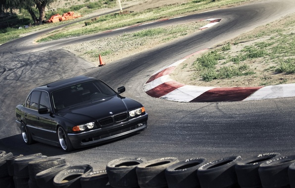 Picture tuning, Boomer, seven, e38, bumer, bmw 740, Dylan Leff, test drive