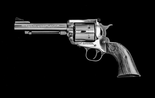 Picture weapons, Magnum, Magnum, Ruger .44