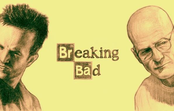 Picture face, the series, art, breaking bad, breaking bad, Bryan Cranston, AMC, Walter White, Aaron Paul, …