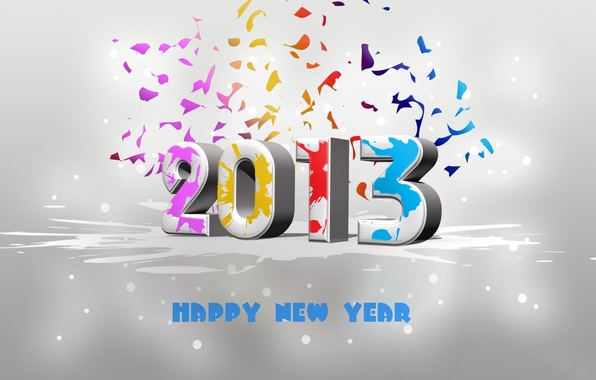 Picture new year, new year, happy new year, 2013