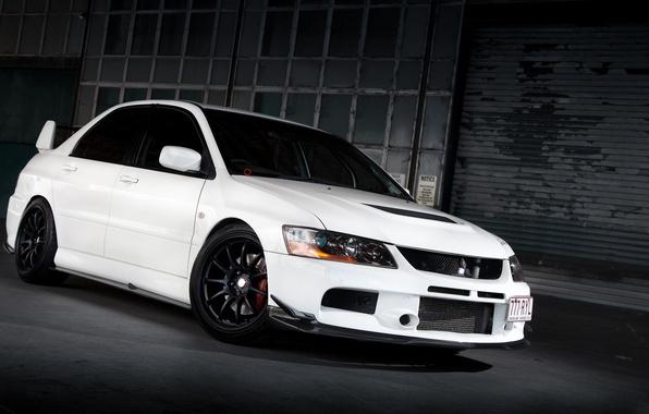 Picture auto, tuning, Lancer, Mitsubishi, mitsubishi lancer, evo 9