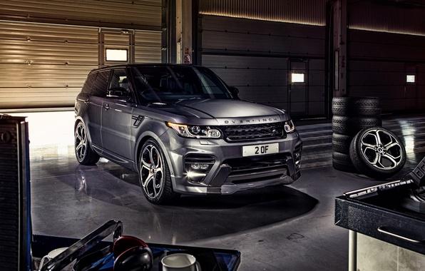 Picture sport, Sport, Rover, range Rover, Overfinch, Range, 2014